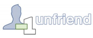 unfriend-Facebook