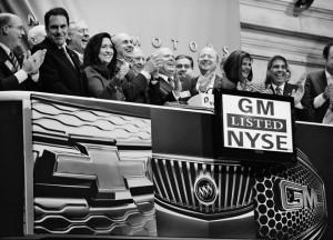 リーマンショックの影響をもろに受けたGMも'10年に再上場。わずか1年5か月というサイクルに「米自動車産業の復活」との声も