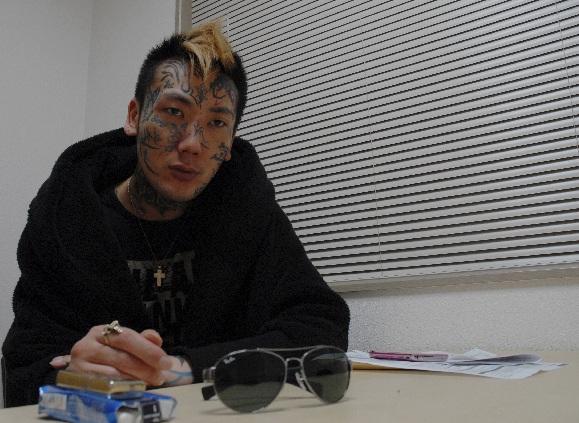 「関東連合内紛」を告発した瓜田純士氏を直撃