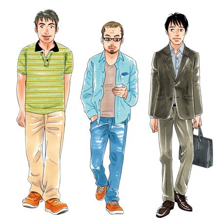 モテる40男になるための理想像3タイプ | 日刊SPA!