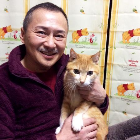 萩原流行「猫の世話優先で映画の仕事を断った」