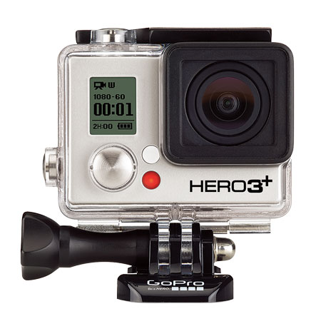 GoProHERO3+ Black Edition
