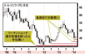 新興国FX