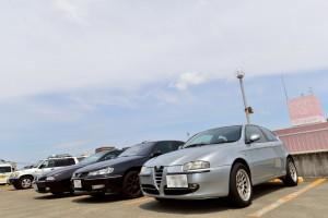 10万円くらいで買える激安の中古イタリア車・フランス車に乗ると世界が変わる!クルマって楽しい!