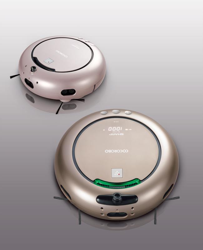 家電を操作してくれるロボット掃除機がかわいい