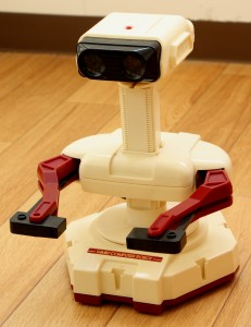 ファミリーコンピュータ ロボット