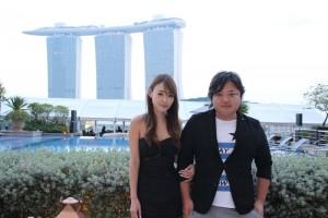 「秒速で1億円」与沢翼氏がシンガポールで大復活