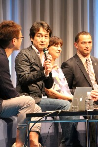 Wearable Tech Expo in Tokyo 2015