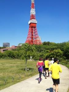 東京タワーが「健康美女」と出会えるスポットになっていた!