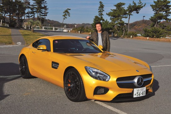 AMG GT S 1840万円