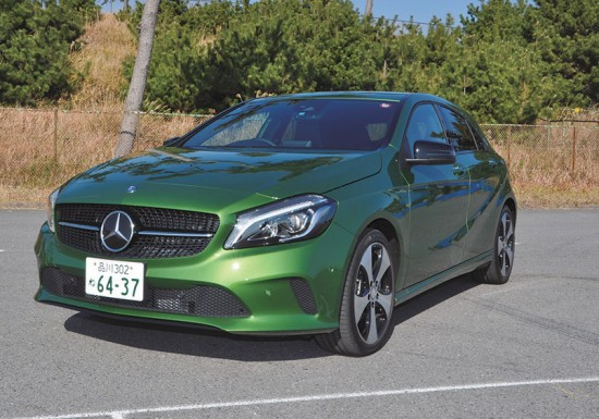 A180 Edition Green 385万円