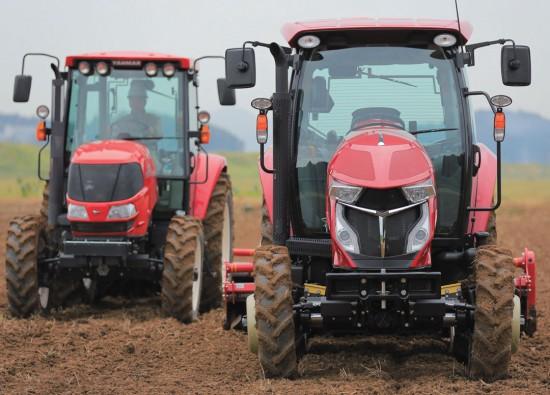 トラクターのロボット化で作業効率を大幅にアップ!