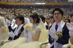 旧統一教会の国際合同結婚式 マッチングシステムの謎を解明すべく本部を直撃