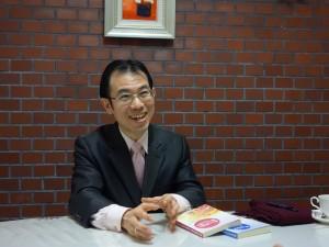 家庭連合家庭教育局・桜井正上副局長