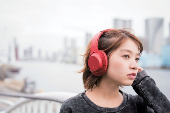 h.ear on Wireless NC MDR-100ABN/ソニー