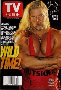 """WCWの""""実権""""を握ったケビン・ナ..."""