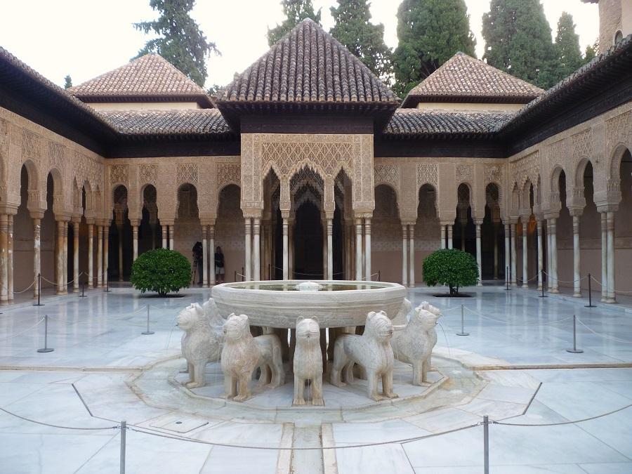 アルハンブラ宮殿の画像 p1_21