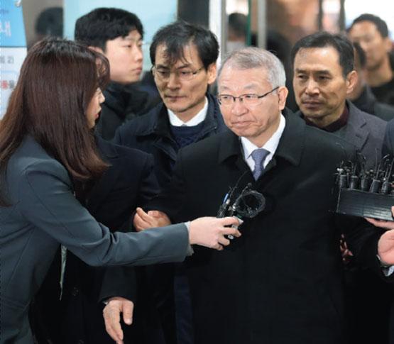 韓国 制裁