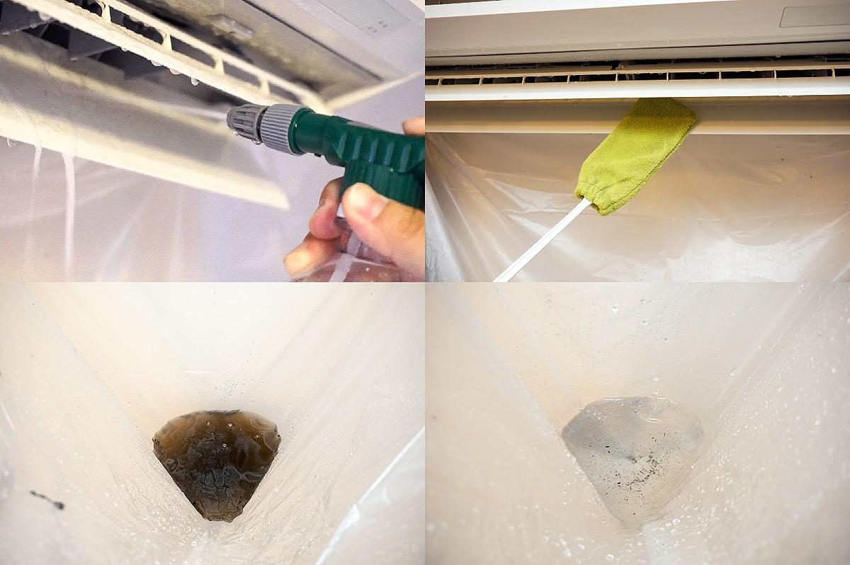 掃除 エアコン シロッコ ファン