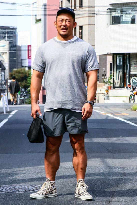 体型 プロレスラー